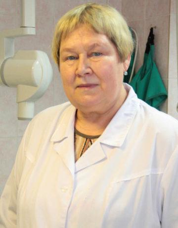Зыкова Любовь Николаевна
