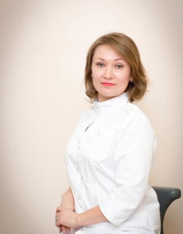 Рихтер Анна Константиновна